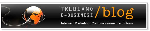 Trebiano E-business Blog